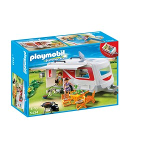 Playmobil Family Caravan 5434
