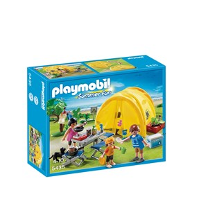 Playmobil Family Camping Trip 5435