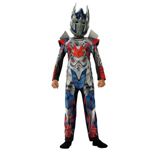 Transformers Optimus Prime Costume Medium