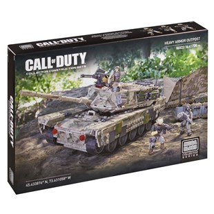 Mega Bloks Call of Duty Heavy Armour Outpost