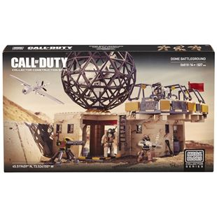 Mega Bloks Call Of Duty - Dome Battleground