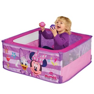 Minnie Mouse Square Ball Pit