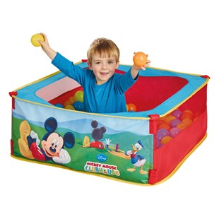 Mickey Mouse Square Ball Pit