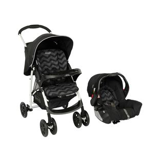 Graco Mirage Travel System - Zig Zag