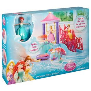 Disney Ariel's Little Kingdom Bath Playset