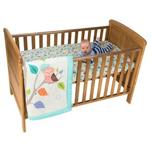 Manhattan Cot Bed