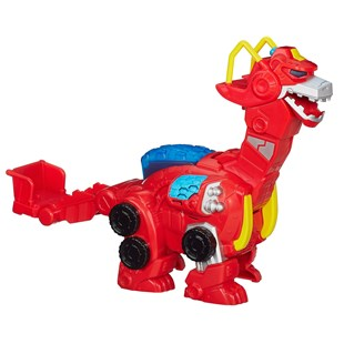 Playskool Heroes Transformers Heatwave the Rescue Dinobot
