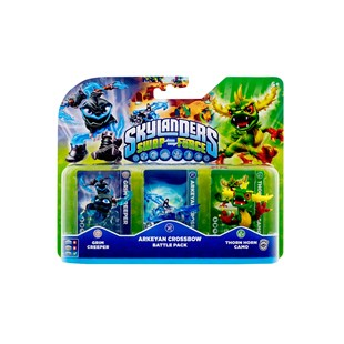 Skylanders SWAP Force Arkeyan Crossbow Battle Pack