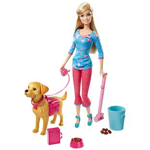 Barbie Potty Pets