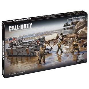 Mega Bloks Call Of Duty Deployment Landing Craft