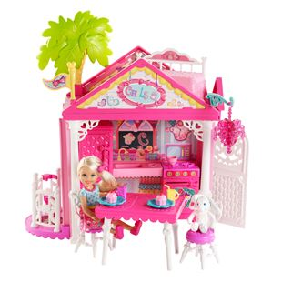 Barbie Chelsea's Clubhouse