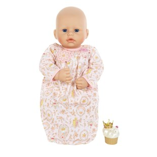 Baby Annabell Deluxe Princess Nightgown