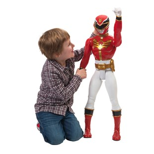 Power Rangers 78cm Megaforce Red Ranger Figure
