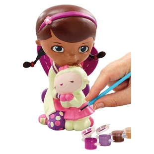 Doc McStuffins Paint Your Own Moneybox