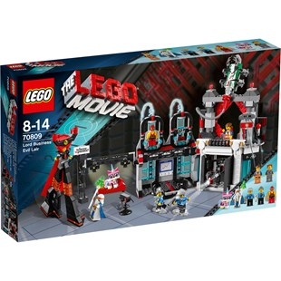LEGO Movie Lord Business Evil Lair 70809