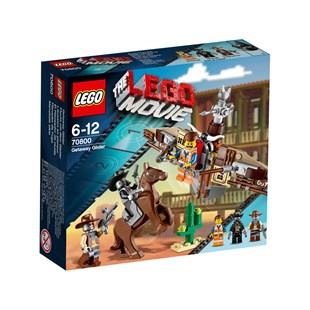 LEGO Movie Getaway Glider 70800