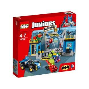 LEGO Juniors Batman Defend the Batcave 10672