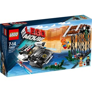 LEGO Movie Bad Cops Pursuit 70802