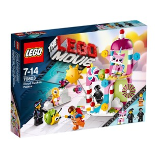 LEGO Movie Cloud Cuckoo Palace 70803