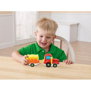 Toot Toot Drivers Tractor & Trailer