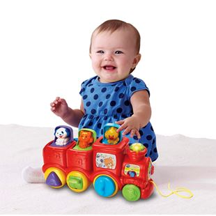 Vtech Pop-Up Friends Train