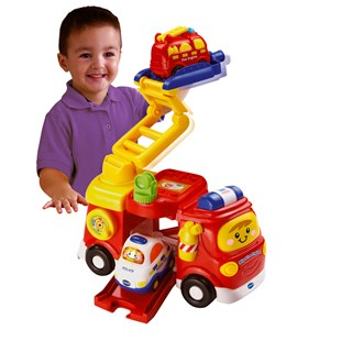 Toot Toot Drivers  Fire Engine Playset