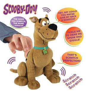 Scooby Doo Scratch and Giggle Scooby