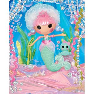 Lalaloopsy Sew Bubbly Mermaid Doll