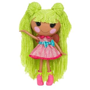 Lalaloopsy Loopy Hair Doll- Pix E. Flutters