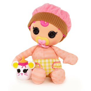 Lalaloopsy Babies Doll- Crumbs Sugar Cookie