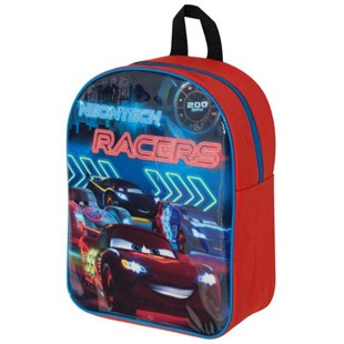 Cars Neon Junior Backpack
