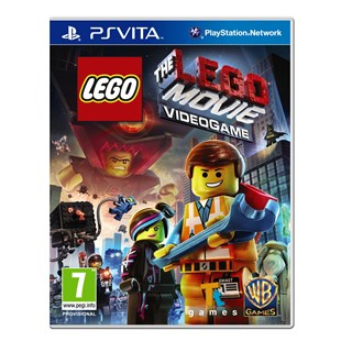 Lego The Movie PS Vita