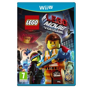 LEGO The Movie Wii U