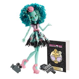 Monster High Frights,Camera,Action Honey Swamp
