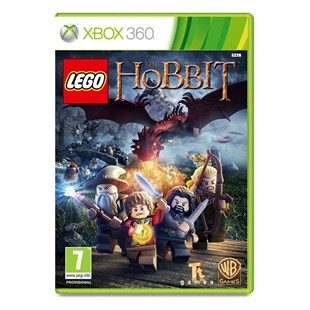 Lego The Hobbit X360