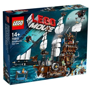 LEGO Movie MetalBeards Sea Cow 70810