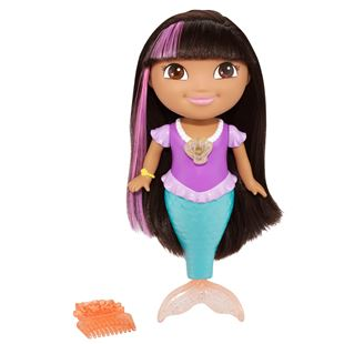 Fisher Price Dora the Explorer Swimming Mermaid Dora