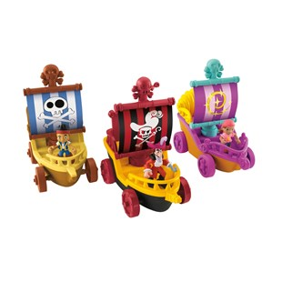 Jake & the Neverland Pirates Sail n Roll Assorted