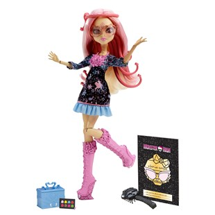 Monster High Frights,Camera,Action Viperine Gorgon