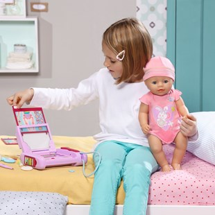 BABY born Doctor Interactive Medical Laptop