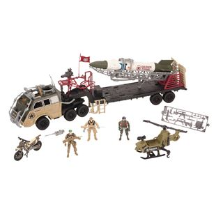 Soldier Force Rocket-Transporter Playset