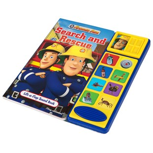 Little, Lift & Listen Fireman Sam Search & Rescue