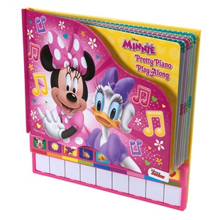 Minnie Mouse Pretty Piano Play Along