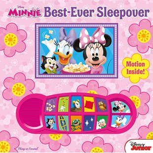 Minnie Mouse Best-Ever Sleep