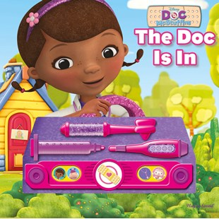 Doctor's Kit Doc McStuffins the Doc Is In
