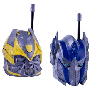 Transformers 4 Walkie Talkies