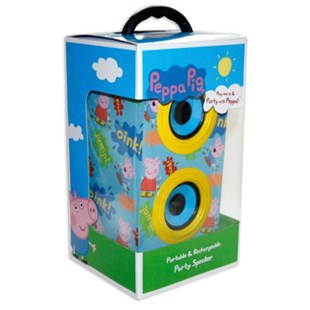 Peppa Pig Oink Party Speakers