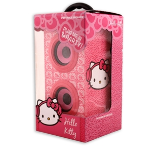 Hello Kitty DJ Party Speaker