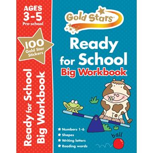 Ready for School Big Workbook