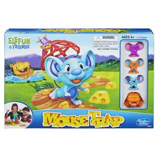 Elefun and Friends Mousetrap Game